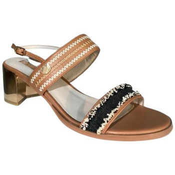 Chaussures Femme Sandales et Nu-pieds Lollipops Sandale winslet Marron