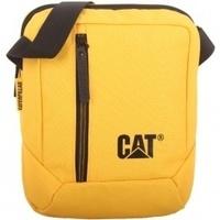 Sacs Besaces Caterpillar The Project Bag jaune