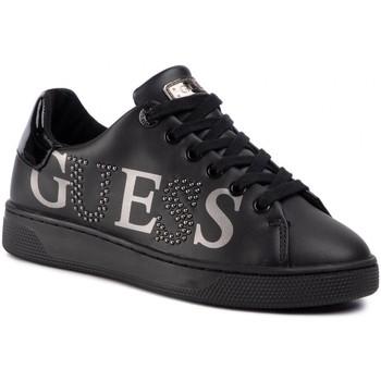 Chaussures Femme Baskets basses Guess fl5rid ele12 noir