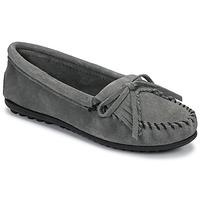 Chaussures Femme Mocassins Minnetonka KILTY Gris