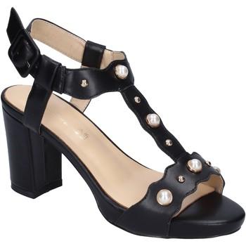 Chaussures Femme Sandales et Nu-pieds Brigitte BN472 Noir