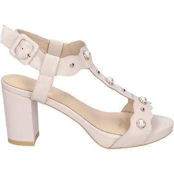 Chaussures Femme Sandales et Nu-pieds Brigitte BN473 Beige