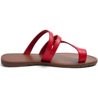 Chaussures Femme Sandales et Nu-pieds Chattawak Tong 9-TEXANE Rouge Rouge
