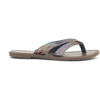 Chaussures Femme Sandales et Nu-pieds Chattawak Tong 9-KALINDA Noir Noir