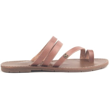 Chaussures Femme Sandales et Nu-pieds Chattawak Tong  9-MISHA Rose Rose