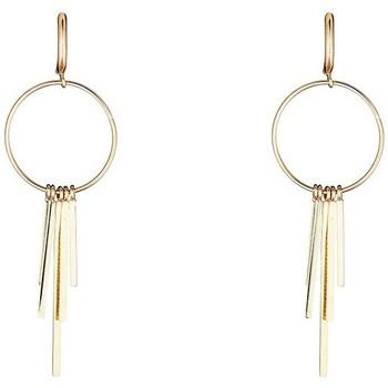 Montres & Bijoux Femme Boucles d'oreilles Mes-Bijoux.fr Boucles d'oreilles or jaune