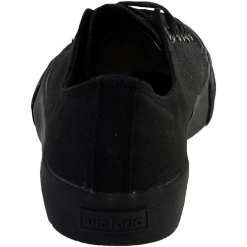 Victoria Basket 06552 Negro - Livraison Gratuite- Chaussures Baskets Basses