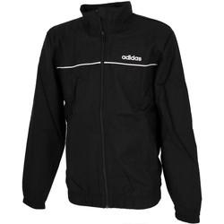 Vêtements Homme Blousons adidas Originals Fav black white tracktop Noir
