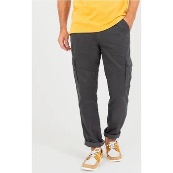 Vêtements Homme Pantalons cargo TBS FUPPACOT Gris