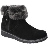 Chaussures Femme Bottes de neige Hush puppies  Noir