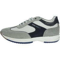 Chaussures Homme Baskets basses Gino Tagli 099 Gris