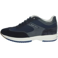 Chaussures Homme Baskets basses Gino Tagli 099 Bleu