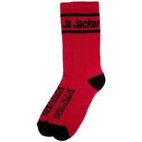 Accessoires textile Homme Chaussettes Jacker After logo socks Rouge