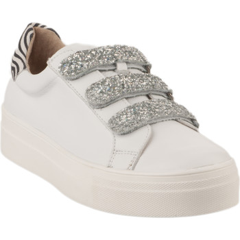 Chaussures Fille Baskets basses Acebo's Baskets fille -  - Blanc - 33 BLANC