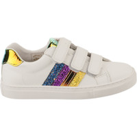Chaussures Fille Baskets basses Little David Baskets fille -  - Blanc - 28 BLANC
