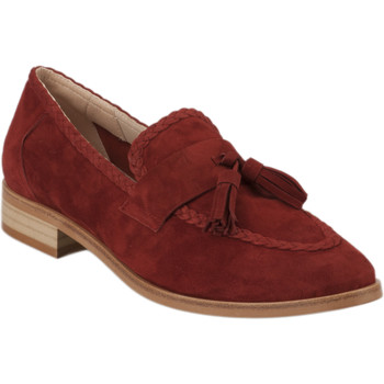 Chaussures Marian Mocassins femme - STYME - Rouge - 36