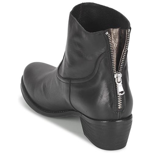 Noir Sofmet Boots Meline Chaussures Femme ARLc54jq3