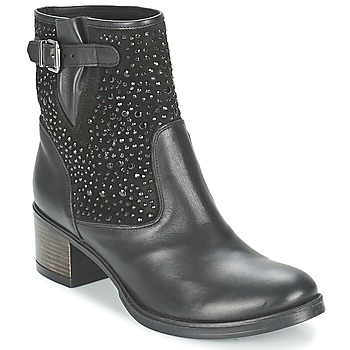 Bottines / Boots Meline NERCRO Noir 350x350