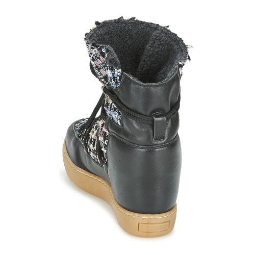 Boots Noir Derna Derna Meline Femme u3TlKcF1J