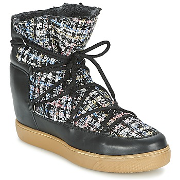 Bottines / Boots Meline DERNA Noir 350x350