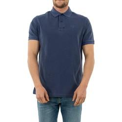 Vêtements Homme Polos manches courtes Barbour mml0652 ny91 navy bleu