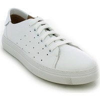 Chaussures Homme Baskets basses Wave 9006.08_39 Blanc