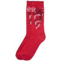 Accessoires textile Homme Chaussettes Jacker Heaven's socks Rouge