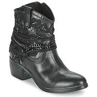 Chaussures Femme Boots Mimmu KAL Noir