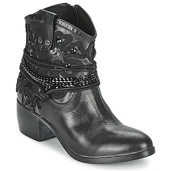 Bottines / Boots Mimmu KAL Noir 350x350