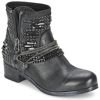Chaussures Femme Boots Mimmu LIL Noir