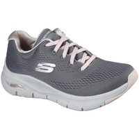 Chaussures Femme Baskets basses Skechers ARCH FIT - SUNNY OUTOOL GRIS Deportivas