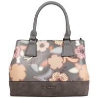 Sacs Femme Sacs porté main Mac Alyster Sac à main  Fragrance gris motif fleur Gris