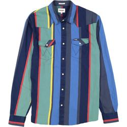 Vêtements Homme Ensembles de survêtement Wrangler Chemise  Western 2 Pocket multicolore
