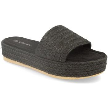 Chaussures Femme Sandales et Nu-pieds Prisska HY-82 Negro