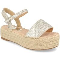 Chaussures Femme Sandales et Nu-pieds Prisska JSZ1012 Plata