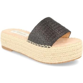 Chaussures Femme Espadrilles Prisska JSZ1015 Negro