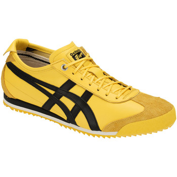 Chaussures Femme Baskets basses Onitsuka Tiger Mexico 66 SD jaune