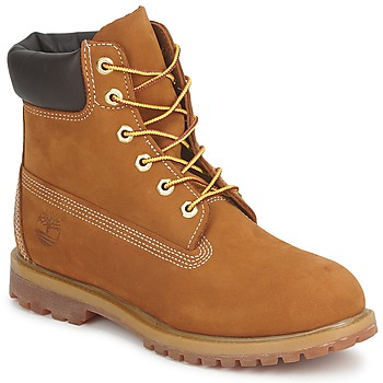 Chaussures Femme Boots Timberland 6IN PREMIUM BOOT - W Marron