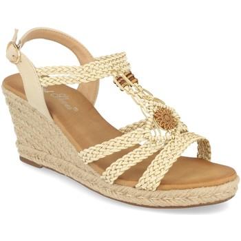 Chaussures Femme Sandales et Nu-pieds Milaya 3R46 Beige