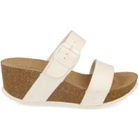 Chaussures Femme Mules Silvian Heach M-08 Blanco