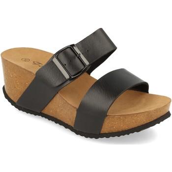 Chaussures Femme Mules Silvian Heach M-08 Negro
