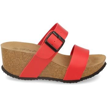 Chaussures Femme Mules Silvian Heach M-08 Rojo
