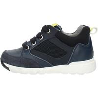 Chaussures Enfant Baskets montantes NeroGiardini A923730M Bleu