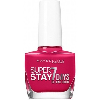 Beauté Femme Vernis à ongles Maybelline New York Vernis SUPERSTAY - 505 Forever Red Autres