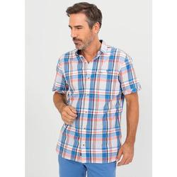 Vêtements Homme Chemises manches courtes TBS GRANDCHE Bleu