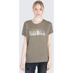Vêtements Femme T-shirts manches courtes Kaporal REKIO ALOE Kaki