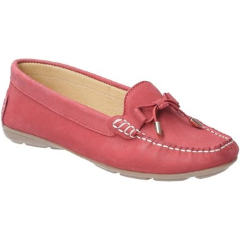 Chaussures Femme Mocassins Hush puppies Slip On Rose