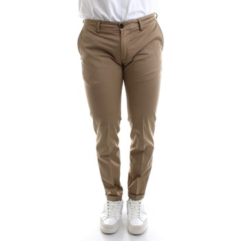 Vêtements Homme Chinos / Carrots Re-hash P249-2389 Beige