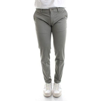 Vêtements Homme Chinos / Carrots Re-hash P249-2389 Gris