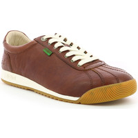 Chaussures Homme Baskets basses Kickers Kick7 MARRON FONCE